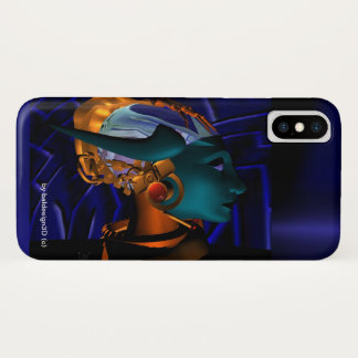 CAPA PARA iPhone X  NEMES/RETRATO HYPER DO ANDROID