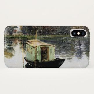 Capa Para iPhone X O barco do estúdio