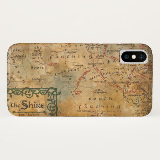 CAPA PARA iPhone X  O SHIRE™