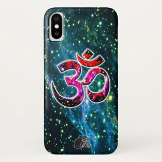 Capa Para iPhone X OM universal Bodhi
