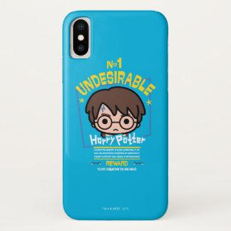 Capa Para iPhone X Os desenhos animados Harry Potter quiseram o