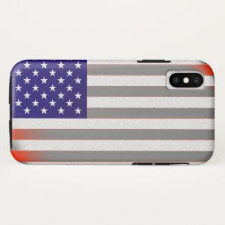 Capa Para iPhone X Os Estados Unidos da bandeira americana