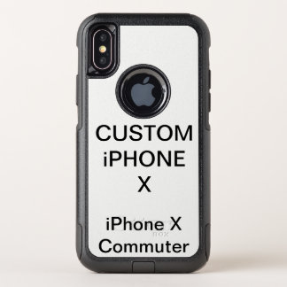 CAPA PARA iPhone X OtterBox COMMUTER