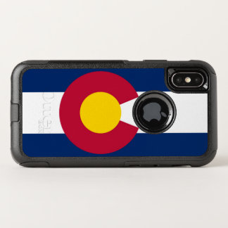 Capa Para iPhone X OtterBox Commuter Colorado