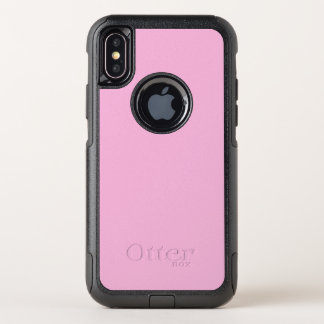 Capa Para iPhone X OtterBox Commuter Cor cor-de-rosa