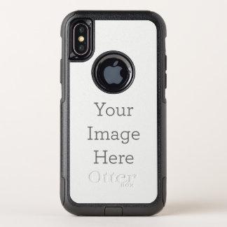 Capa Para iPhone X OtterBox Commuter Criar seus próprios