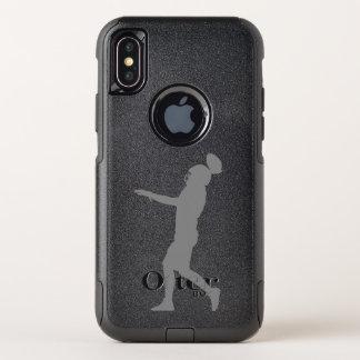 Capa Para iPhone X OtterBox Commuter Jogador de futebol americano