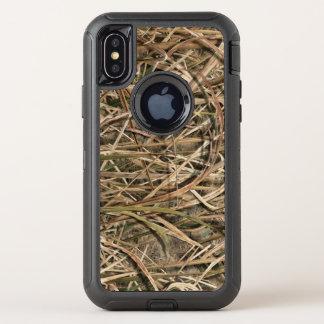 Capa Para iPhone X OtterBox Defender Capa de telefone de Camo do pantanal da caça do