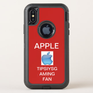 Capa Para iPhone X OtterBox Defender Caso do iphone X de Apple tipsiysgaming