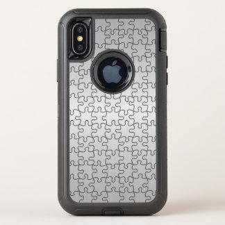 Capa Para iPhone X OtterBox Defender Confusão