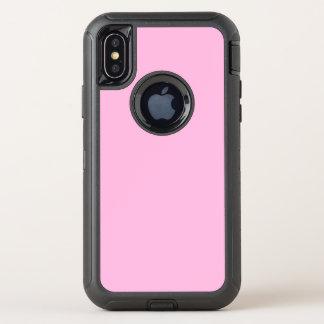 Capa Para iPhone X OtterBox Defender Cor cor-de-rosa