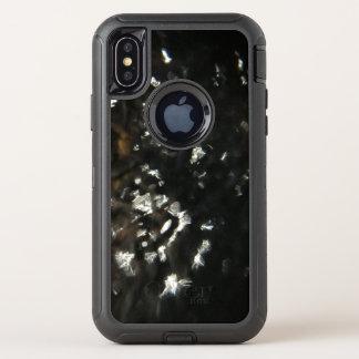 Capa Para iPhone X OtterBox Defender Flocos de neve