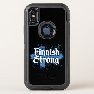 Capa Para iPhone X OtterBox Defender Forte finlandês