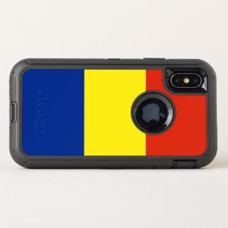 Capa Para iPhone X OtterBox Defender Romania