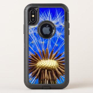 Capa Para iPhone X OtterBox Defender Semente do dente-de-leão