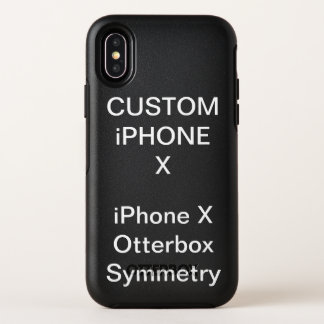 CAPA PARA iPhone X OtterBox SYMMETRY