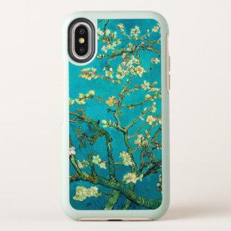 Capa Para iPhone X OtterBox Symmetry Árvore de amêndoa de florescência