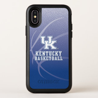 Capa Para iPhone X OtterBox Symmetry Basquetebol de Kentucky | Kentucky