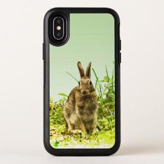 Capa Para iPhone X OtterBox Symmetry Caso do iPhone X de OtterBox do coelho de coelho