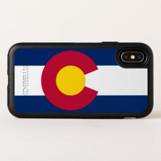 Capa Para iPhone X OtterBox Symmetry Colorado