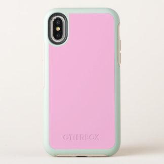 Capa Para iPhone X OtterBox Symmetry Cor cor-de-rosa