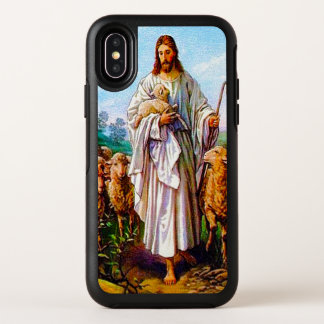 Capa Para iPhone X OtterBox Symmetry Eu sou o bom 10:7 de John do pastor - 21