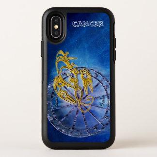 Capa Para iPhone X OtterBox Symmetry Horóscopo do design da astrologia do zodíaco do