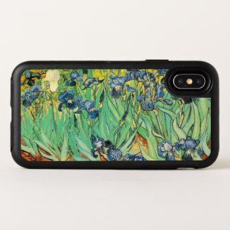 Capa Para iPhone X OtterBox Symmetry Íris de Van Gogh