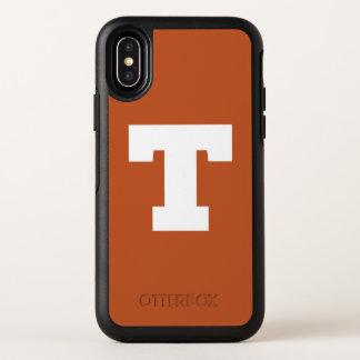 Capa Para iPhone X OtterBox Symmetry Logotipo da Universidade do Texas | Texas