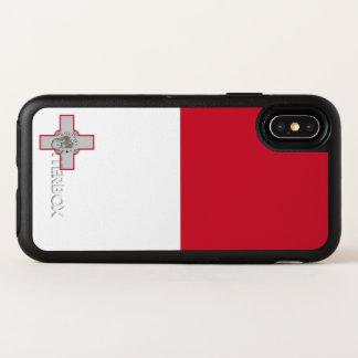 Capa Para iPhone X OtterBox Symmetry Malta