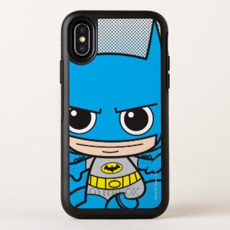 Capa Para iPhone X OtterBox Symmetry Mini funcionamento de Batman