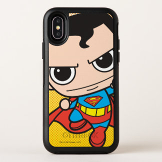 Capa Para iPhone X OtterBox Symmetry Mini vôo do superman