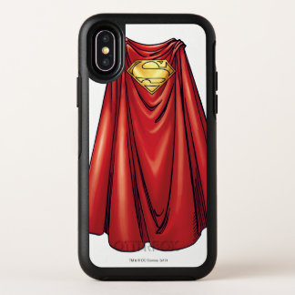 Capa Para iPhone X OtterBox Symmetry O cabo do superman