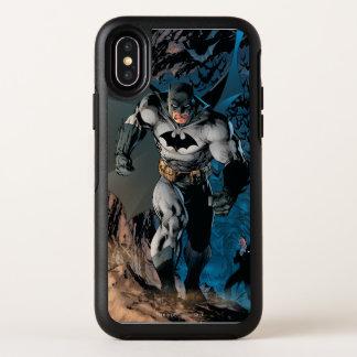 Capa Para iPhone X OtterBox Symmetry Passo de Batman