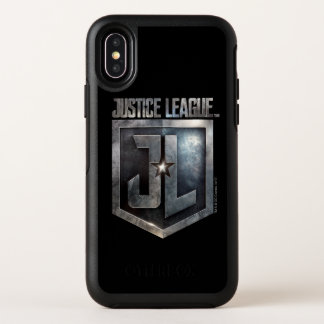 Capa Para iPhone X OtterBox Symmetry Protetor metálico da liga de justiça | JL