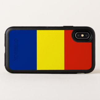 Capa Para iPhone X OtterBox Symmetry Romania