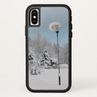 Capa Para iPhone X País das maravilhas do inverno