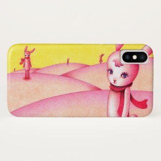 Capa Para iPhone X País do coelho