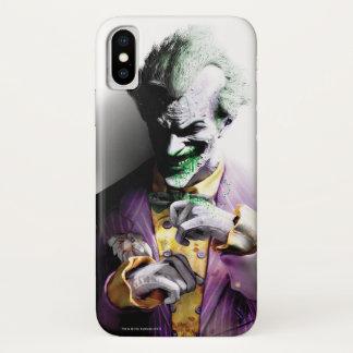 Capa Para iPhone X Palhaço da cidade | de Batman Arkham