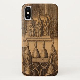 Capa Para iPhone X Papa Clemente de Episcoporum de 1651 Ceremonial