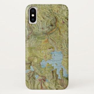 Capa Para iPhone X Parque nacional 2 de Yellowstone