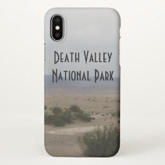 Capa Para iPhone X Parque nacional de Vale da Morte