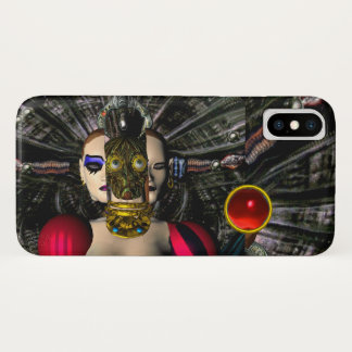 Capa Para iPhone X PILOTO da NAVE ESPACIAL de XENIA do ANDROID,