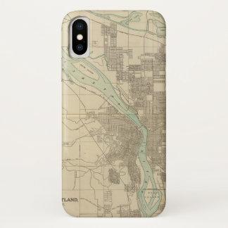Capa Para iPhone X Portland, ou