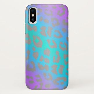 Capa Para iPhone X Refrigere a caixa animal do iPhone X do impressão