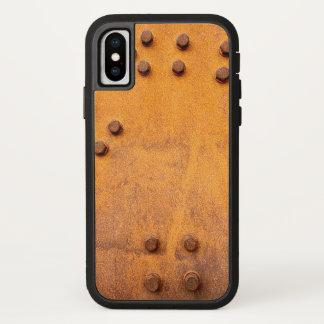 Capa Para iPhone X Resistente como o aço