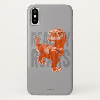 Capa Para iPhone X Rugidos da realidade da macha
