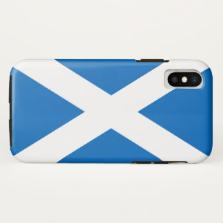 Capa Para iPhone X Scotland