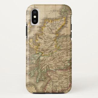 Capa Para iPhone X Scotland 4
