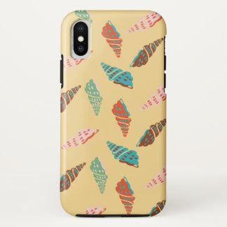 Capa Para iPhone X Seashell
